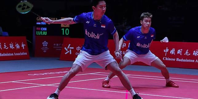DOK: PBSI/Badminton Indonesia