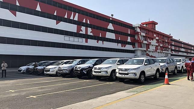 Masalah Global, Ekspor Toyota Melorot 6% di 4 Bulan Pertama 2019