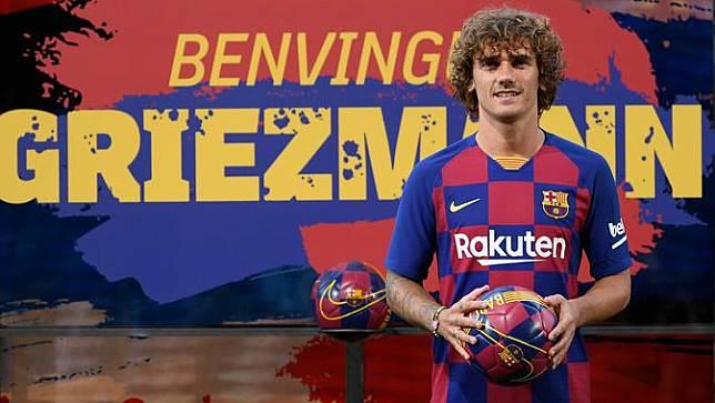 FOTO: 7 Pemain Barcelona dengan Nilai Release Clause Tertinggi