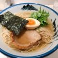 塩らーめん - 実際訪問したユーザーが直接撮影して投稿した西新宿ラーメン専門店AFURI ルミネ新宿の写真のメニュー情報