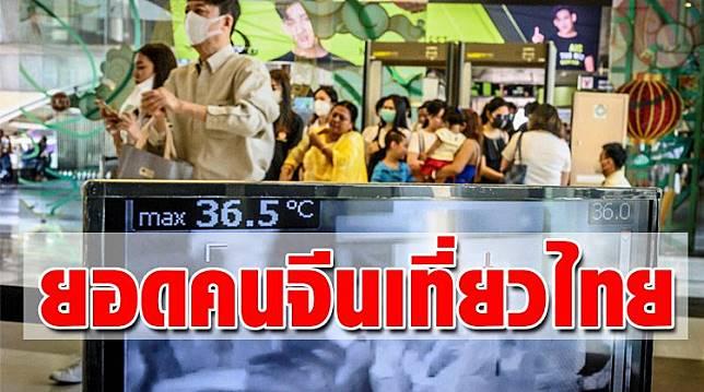 คนจีนเที่ยวไทย
