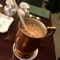 アイス珈琲 - 実際訪問したユーザーが直接撮影して投稿した新宿喫茶店椿屋珈琲店 新宿茶寮の写真のメニュー情報