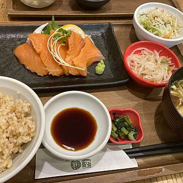 sakura食堂 新青山ビル店のundefinedに実際訪問訪問したユーザーunknownさんが新しく投稿した新着口コミの写真