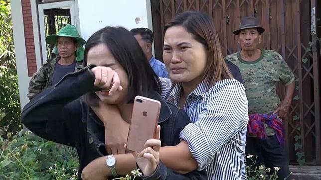 สลดใจ!!  ลูกสาวผู้ช่วย ผญบ. ที่ถูกยิง ถามฆ่าพ่อกูทำไม หลังนำตัวคนร้ายมาทำแผนรับสารภาพ