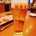 アサヒスーパードライ生中 - 実際訪問したユーザーが直接撮影して投稿した歌舞伎町寿司板前寿司 新宿東宝ビル店の写真のメニュー情報
