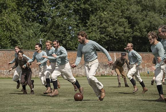 Netflix S The English Game Continues Tradition Of Football Films Falling Short