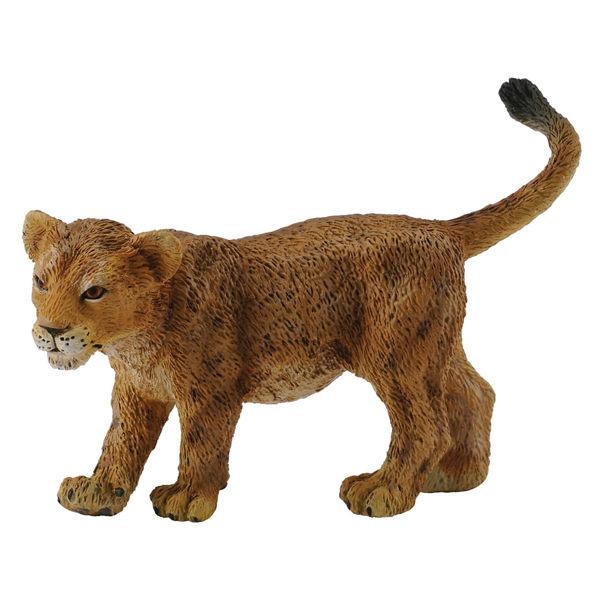 《 COLLECTA 》小獅子(站立)╭★ JOYBUS玩具百貨