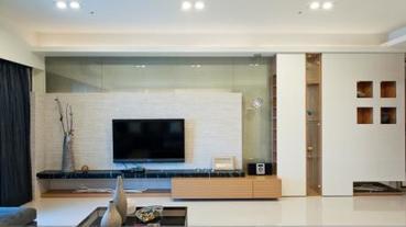 超吸睛!時尚感展示櫃讓家居空間更出色