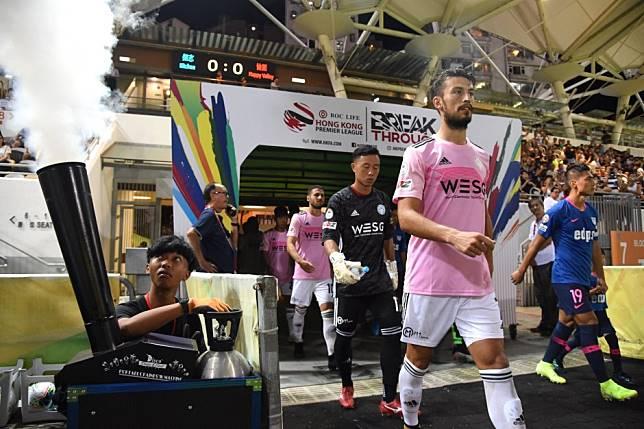 China coronavirus: Hong Kong Football Association calls off matches and training