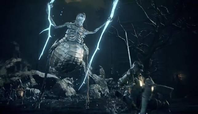 ™  Cuplikan Baru Dark Souls III: The Ringed City Perlihatkan Boss yang Lebih Brutal