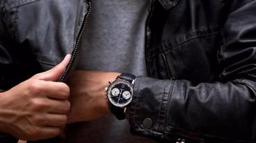 傳奇腕錶經典再現 Intra-Matic 68 漢米爾頓賽車計時碼錶 極限量抵台!