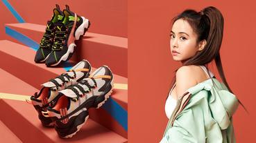 官方新聞 / 天后蔡依林 身穿台灣製 PUMA x FIRST MILE 環保運動時尚系列