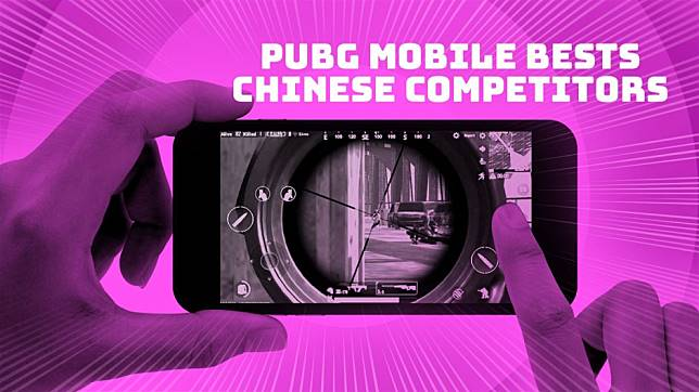 PUBG Mobile is China's most profitable mobile game overseas for 2019