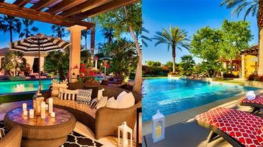 這是天堂嗎?Lady Gaga也曾入住的度假莊園曝光!