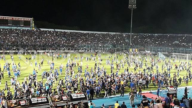 Ini Pasal yang Cocok untuk Kasus Arema FC vs Persib Bandung