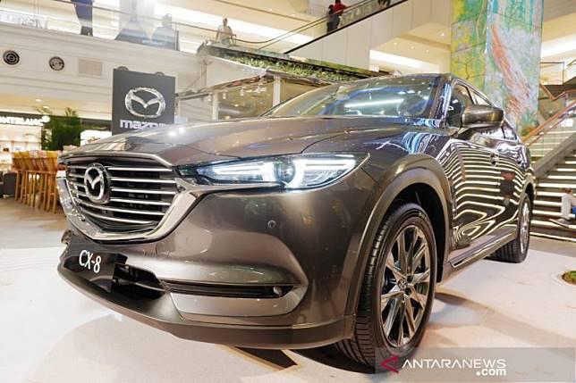 All New Mazda CX-8 masuk pasar Indonesia, tersedia dua tipe