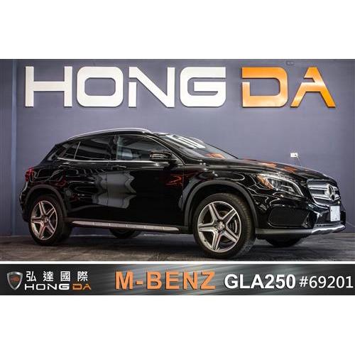 M-BENZ GLA250 2014年 140萬【abc好車網-平輸好店】