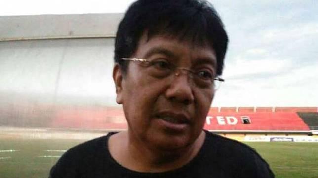 Direktur Umum Persija Jakarta, Gede Widiade