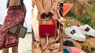 【GUCCI 2019熱賣TOP5】GUCCI Zumi手袋、Ophidia鍊帶包、厚底老爹鞋,想入手買這些不會錯