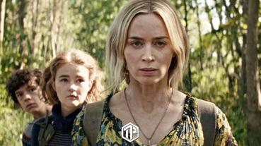 近年最佳驚慄電影之一《A Quiet Place II》前導預告發佈!