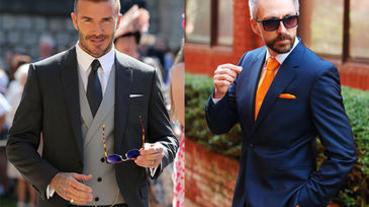 領帶&襯衫該如何搭配?多種顏色款式組合讓你穿出型男魅力!