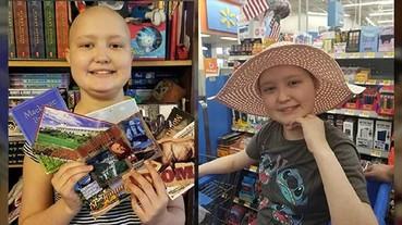 久病在床的白血病女童募集來自全世界的明信片 影帝湯姆漢克斯暖心參與其中!