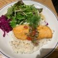 実際訪問したユーザーが直接撮影して投稿した西新宿カフェカフェ ハドソン 新宿ミロードの写真