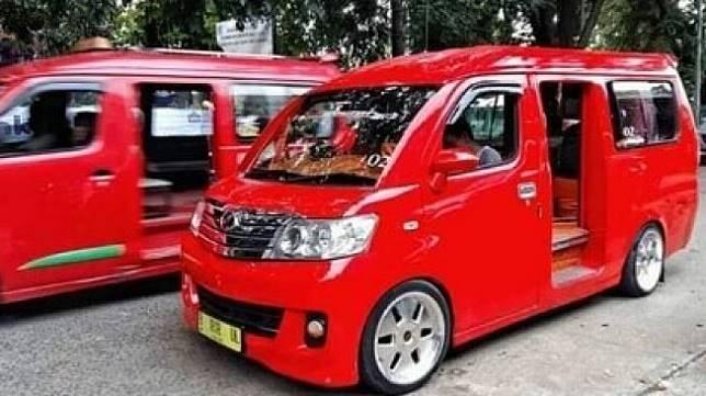 4700 Modifikasi Mobil Bekas Angkot Gratis