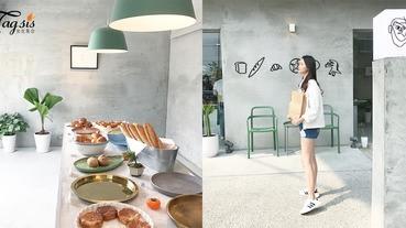 文青界的烘焙坊!屏東「美菊麵包店」,在最美的麵包店品嚐濃濃麵包香〜