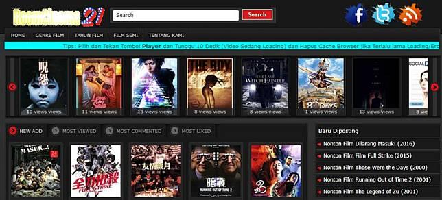 15 Situs Nonton Film Online Gratis Link Terbaru 2020 Telset Line Today