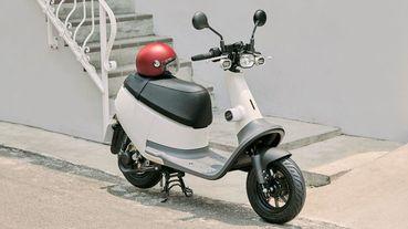 Gogoro推出無印良品聯名電動車!純白色的VIVA Plus根本機車界文青,5大亮點看完瞬間好想買
