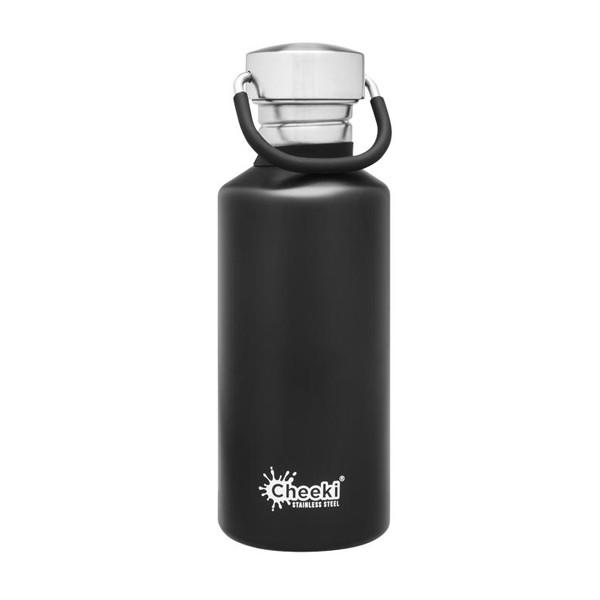 類別:500ml 經典單層水瓶品名:500ml Classic Single Wall Bottle 瓶高cm:19.2 cm (含蓋子)口寬cm:3.6 cm瓶底直徑cm:6.85 cm 材質:使用