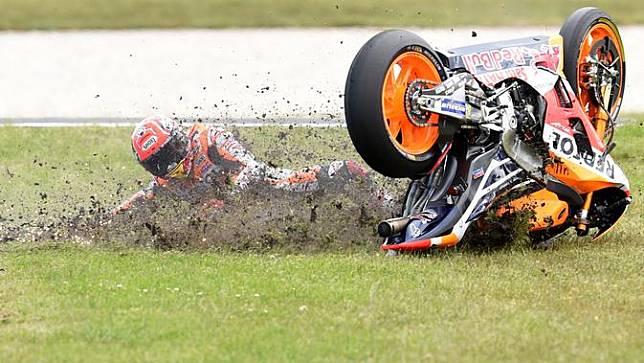 Repsol Honda Berpotensi Kehilangan Marc Marquez karena 2 Faktor Ini