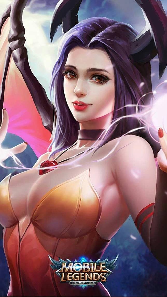 Kumpulan Wallpaper Hd Mobile Legends Keren Keren Banget Gamehubs Com Line Today