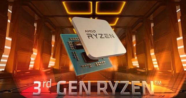 AMD Ryzen 5 3600處理器實測曝光,單核效能直逼Core i9-9900K