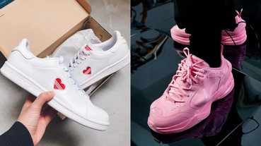 如果你的她是鞋頭,情人節就送她這幾雙吧!替你抓出 5 雙命中率 100% 的火燙女鞋!