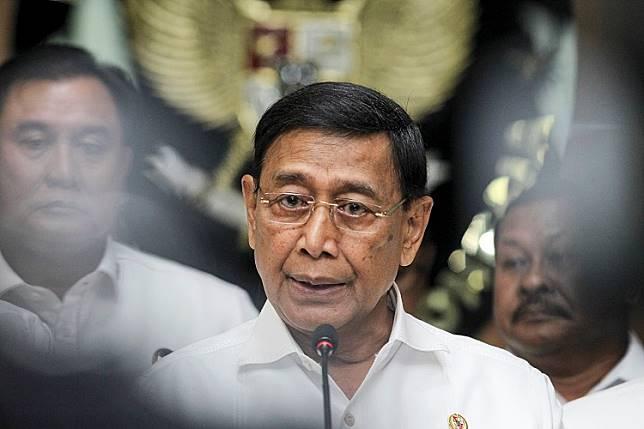 Bantah halangi kepulangan Rizieq Shihab, Wiranto: Itu direkayasa
