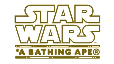 A Bathing Ape x Star Wars Capsule Collection 猿人也愛星際大戰 聯名t-shirt