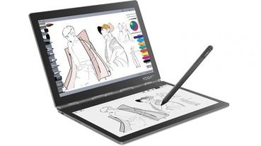 Lenovo Yoga Book C930 登台:10.8 吋 LCD 加 E Ink 雙螢幕,首賣限量 100 台