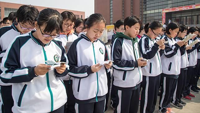 河北衡水一中,「衝北大,入清華」,中國基礎教育的「神話」