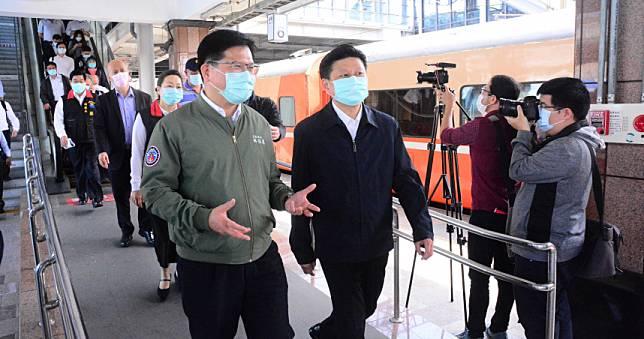 口罩戴起來吧!疫情擴大 4/1起搭大眾運輸一律配戴口罩