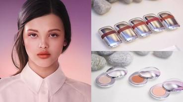光看外包裝就好時髦!RMK 2019 秋冬系列要用石頭系的冷淡色妝容登場