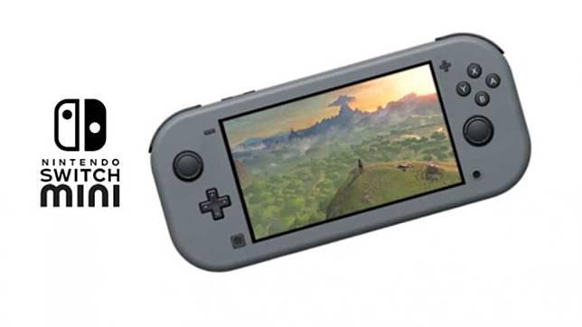 """ลือ! Nintendo Switch รุ่นใหม่อาจจะมีชื่อว่า """"Switch Mini"""""""