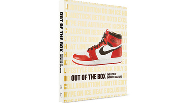 新聞分享 / 國外最新出版球鞋工具書 Out of the Box:The Rise of Sneaker Culture