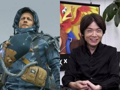 Director Super Smash Bros Sebut Death Stranding Adalah Game yang Unik