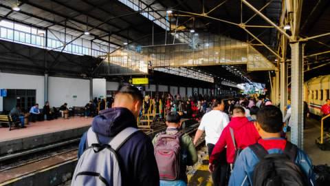 Pengunjung Luar Banten Dilarang Wisata ke Lebak saat Larangan Mudik 6-17 Mei (1)