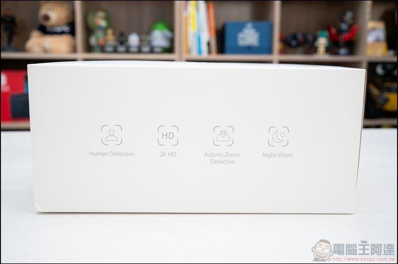 小白EC3全戶型智慧攝影機 開箱 - 03