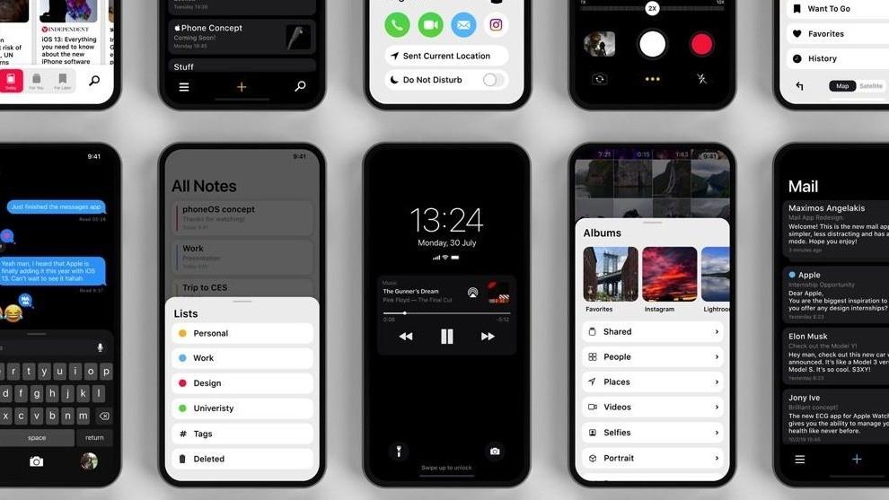 新版本華麗變身!10項iOS 13重點特色總整理,蘋果控必讀
