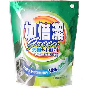 清洗衣物第一步:定期清理洗衣槽 食用級小蘇打使用安心 自然分解,不刺激皮膚 360度全面清除洗衣槽內頑垢、霉菌 添加茶樹精油雙重潔淨