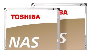 TOSHIBA 推出全新 12TB 與 14TB 氦氣填充封裝N300 NAS,及 4TB CANVIO 外接式硬碟
